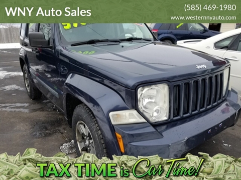 2008 Jeep Liberty for sale in Macedon, NY