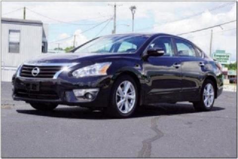 2014 Nissan Altima for sale in Jarratt, VA