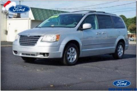 2010 Chrysler Town and Country for sale in Jarratt, VA