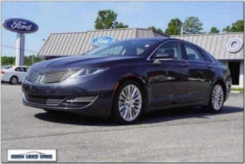 2014 Lincoln MKZ for sale in Jarratt, VA