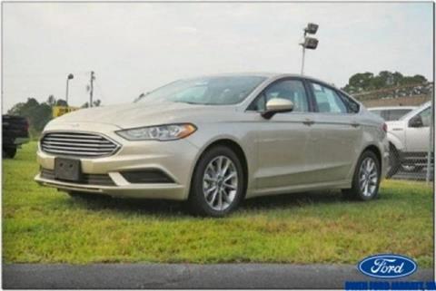 2017 Ford Fusion for sale in Jarratt, VA