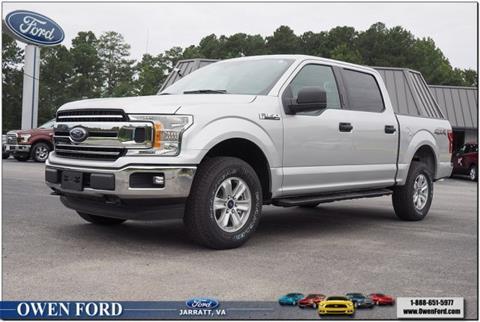 2018 Ford F-150 for sale in Jarratt, VA