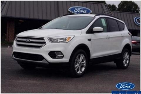 2018 Ford Escape for sale in Jarratt, VA