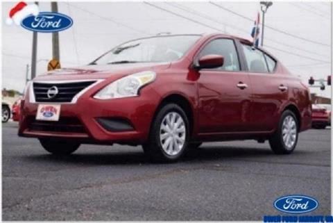 2016 Nissan Versa for sale in Jarratt, VA