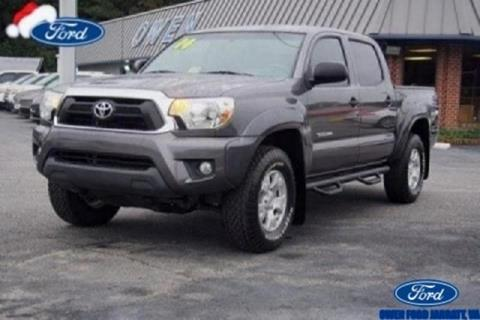 2014 Toyota Tacoma for sale in Jarratt, VA