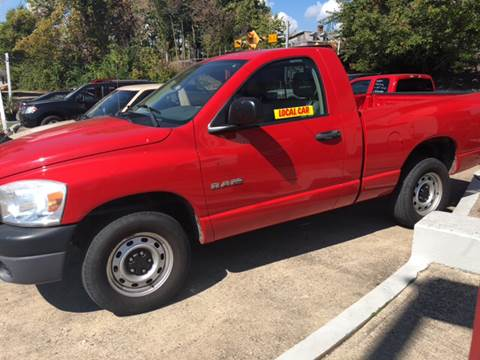 2008 Dodge Ram Pickup 1500 for sale in Connersville, IN