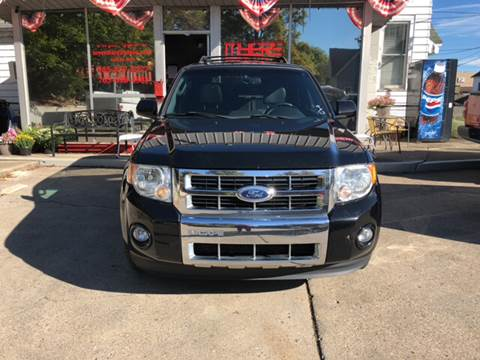 2012 Ford Escape for sale in Connersville, IN