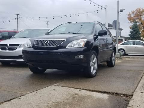 2007 Lexus RX 350 for sale in Connersville, IN