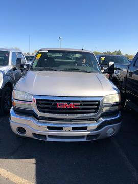 2007 GMC Sierra 2500HD Classic for sale in El Paso, TX