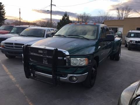 2003 Dodge Ram Pickup 3500 for sale in El Paso, TX