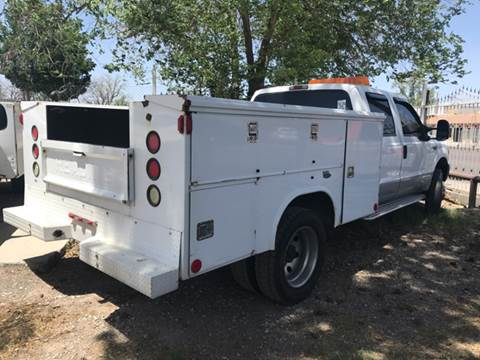 1999 Ford F-450 for sale in El Paso, TX
