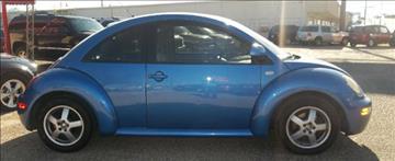 2000 Volkswagen New Beetle for sale in Waco, TX