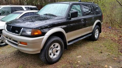 1998 Mitsubishi Montero Sport for sale in Gainesville, GA