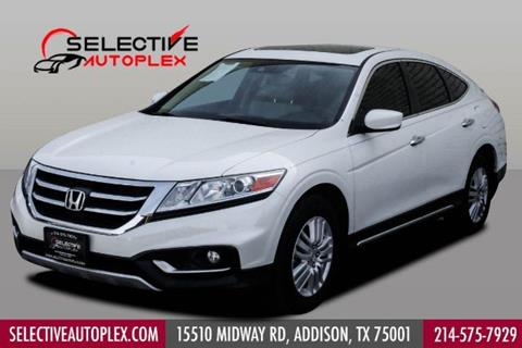 2013 Honda Crosstour for sale in Addison, TX