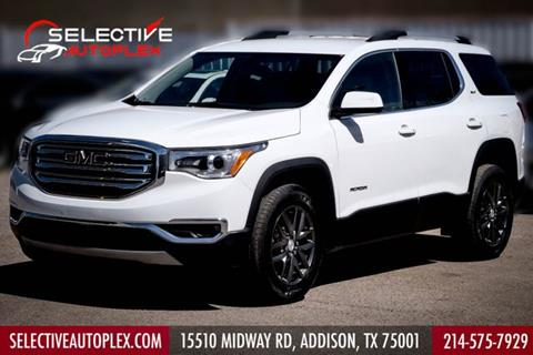 2018 GMC Acadia for sale in Addison, TX