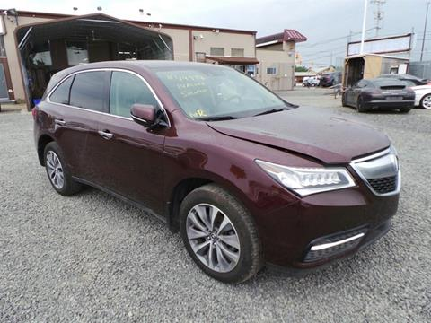 2014 Acura MDX for sale in South Amboy, NJ