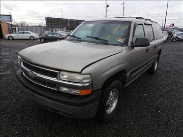 2001 Chevrolet Suburban for sale in South Amboy, NJ