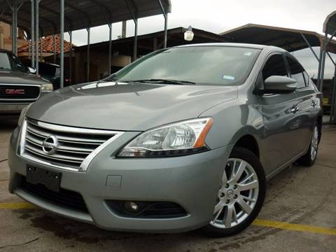 2013 Nissan Sentra for sale in Houston, TX
