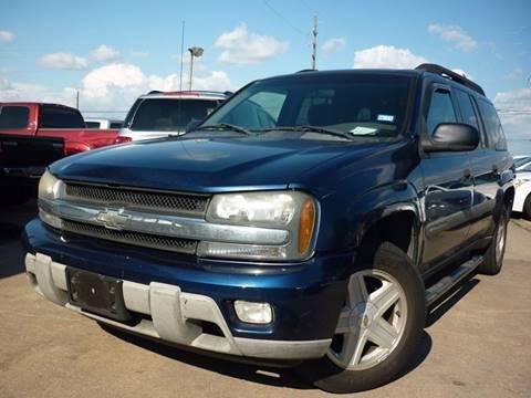 2003 Chevrolet TrailBlazer for sale in Houston, TX