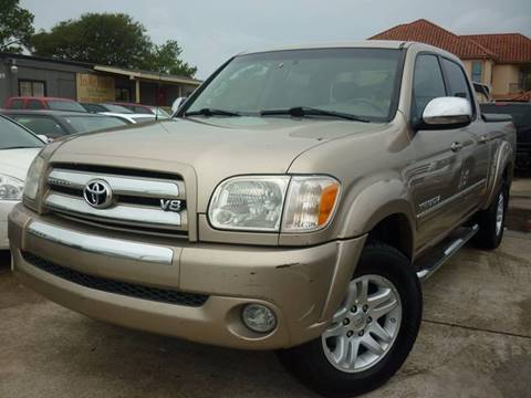 2006 Toyota Tundra for sale in Houston, TX
