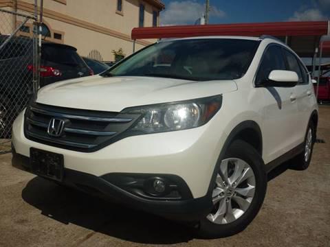 2012 Honda CR-V for sale in Houston, TX