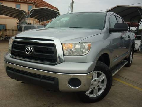 2010 Toyota Tundra for sale in Houston, TX