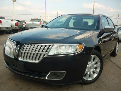 2012 Lincoln MKZ Hybrid for sale in Houston, TX