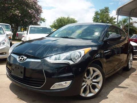 2012 Hyundai Veloster for sale in Houston, TX