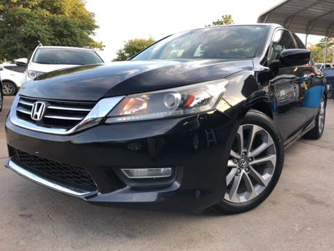 2013 Honda Accord For Sale At AUTO DIRECT In Houston TX