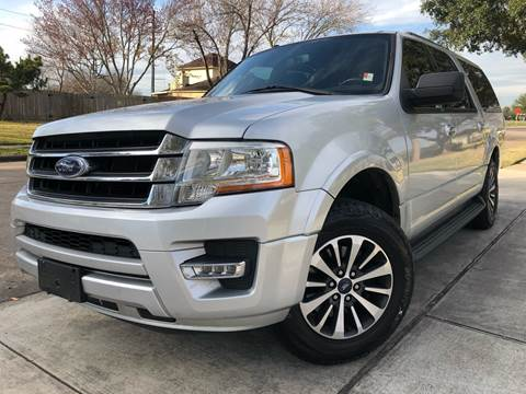 2015 Ford Expedition EL for sale in Houston, TX