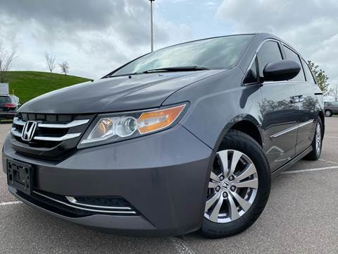 2014 Honda Odyssey for sale at AUTO DIRECT in Houston TX