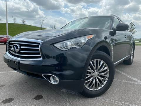 2016 Infiniti QX70 for sale at AUTO DIRECT in Houston TX