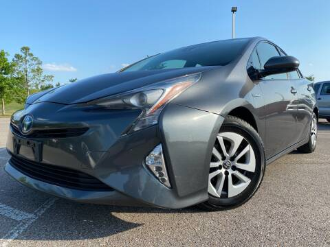 2017 Toyota Prius for sale at AUTO DIRECT in Houston TX