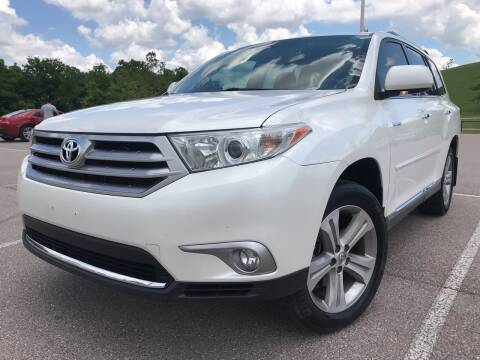2013 Toyota Highlander for sale at AUTO DIRECT Bellaire in Houston TX