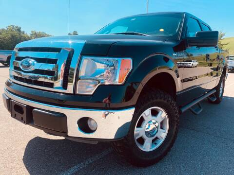 2012 Ford F-150 for sale at AUTO DIRECT in Houston TX