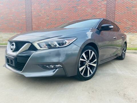 2017 Nissan Maxima for sale at AUTO DIRECT in Houston TX