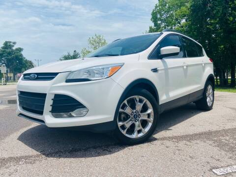 2014 Ford Escape for sale at AUTO DIRECT in Houston TX