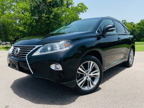 2015 Lexus RX 350 for sale at AUTO DIRECT in Houston TX