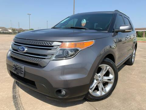 2013 Ford Explorer for sale at AUTO DIRECT Bellaire in Houston TX