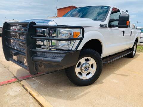 2014 Ford F-250 Super Duty for sale at AUTO DIRECT in Houston TX