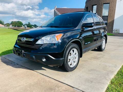 2008 Honda CR-V for sale at AUTO DIRECT Bellaire in Houston TX