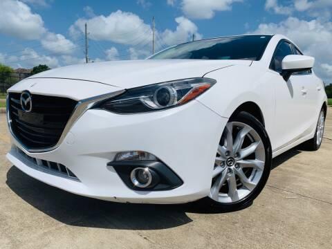 2014 Mazda MAZDA3 for sale at AUTO DIRECT Bellaire in Houston TX