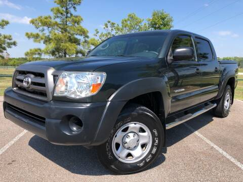 2010 Toyota Tacoma for sale at AUTO DIRECT in Houston TX