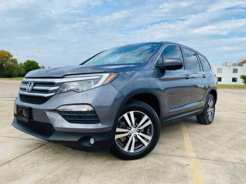 2016 Honda Pilot for sale at AUTO DIRECT Bellaire in Houston TX