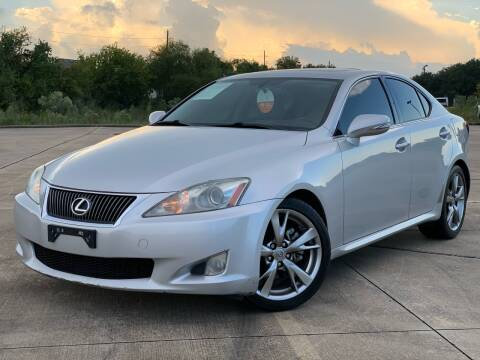 2010 Lexus IS 250 for sale at AUTO DIRECT in Houston TX