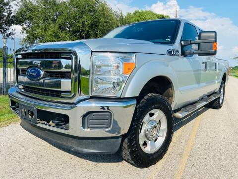 2016 Ford F-250 Super Duty for sale at AUTO DIRECT Bellaire in Houston TX