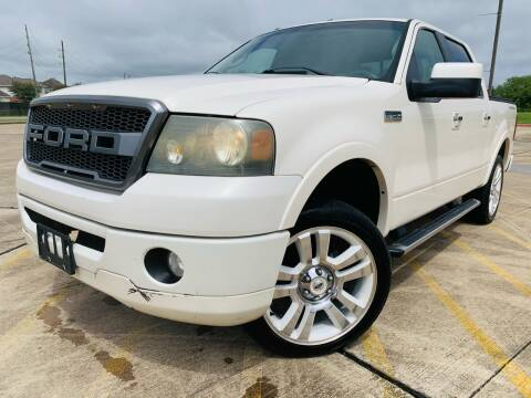2008 Ford F-150 for sale at AUTO DIRECT Bellaire in Houston TX