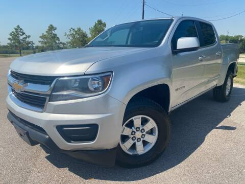 2016 Chevrolet Colorado for sale at AUTO DIRECT in Houston TX