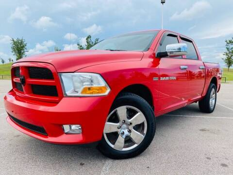2012 RAM Ram Pickup 1500 for sale at AUTO DIRECT in Houston TX