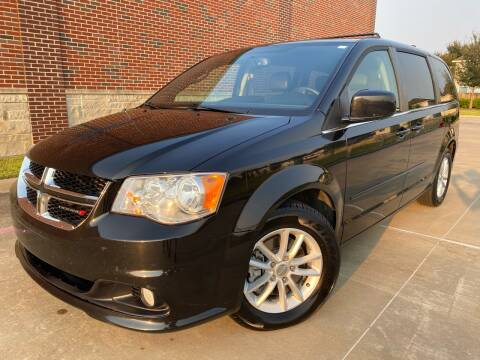 2017 Dodge Grand Caravan for sale at AUTO DIRECT in Houston TX